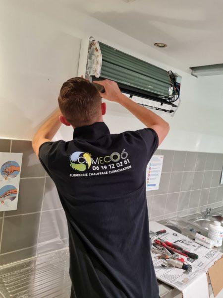 Installation climatisation Alpes-Maritimes 06